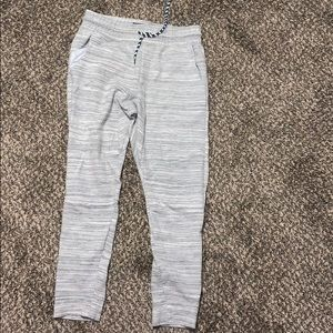 Blue Crown Joggers
